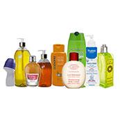 Liquid cosmetics (in bottles) or white cosmetics