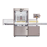 PKB DOLO COSMETICS : filling machine up to 80 bpm