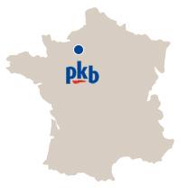 Le site de PKB en France